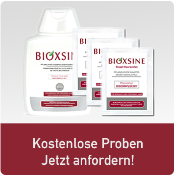 haarausfall bioxsine mann